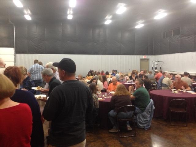 Thanksgiving Dinner 12 (11-17-13)