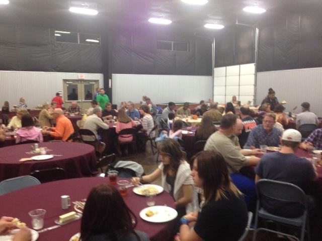 Thanksgiving Dinner 9 (11-17-13)