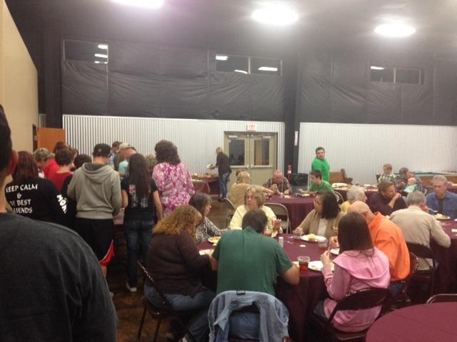Thanksgiving Dinner 7 (11-17-13)